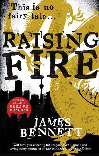 Raising Fire: A Ben Garston Novel (Paperback)
