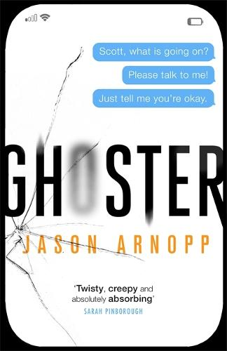 Ghoster (Paperback)