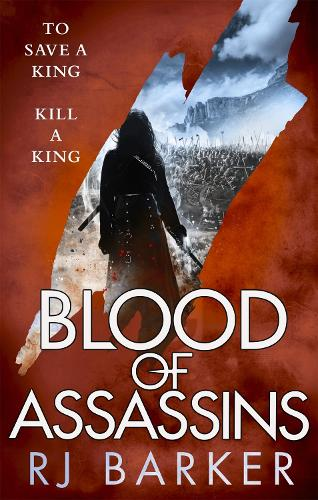 Blood of Assassins: (The Wounded Kingdom Book 2) To save a king, kill a king... - The Wounded Kingdom (Paperback)