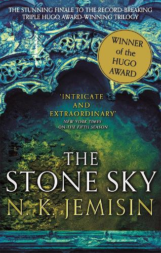 The Stone Sky - Broken Earth Trilogy 3 (Paperback)
