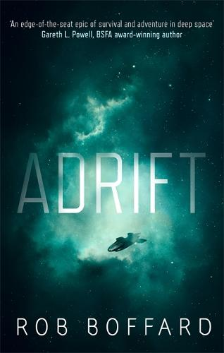 Adrift: The epic of survival and adventure in deep space (Paperback)