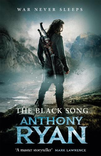 The Black Song: Book Two of Raven's Blade - Raven's Blade (Paperback)