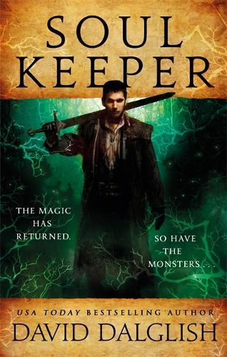 Soulkeeper - Soulkeeper Series (Paperback)