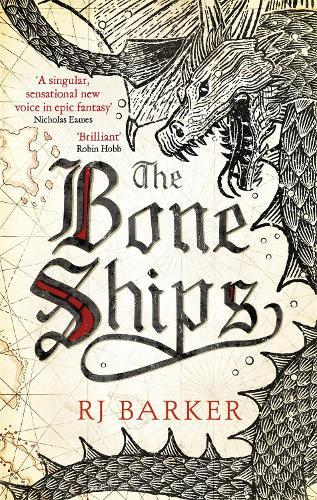 The Bone Ships - The Tide Child Trilogy (Paperback)