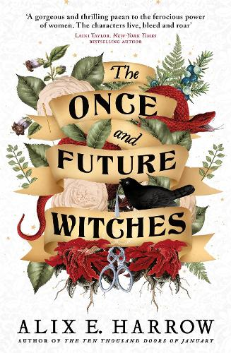 The Once and Future Witches (Paperback)