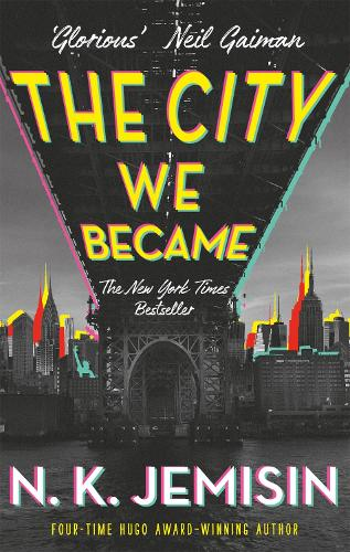 The City We Became - The Great Cities Trilogy (Paperback)