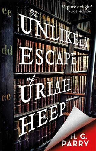 The Unlikely Escape of Uriah Heep (Paperback)