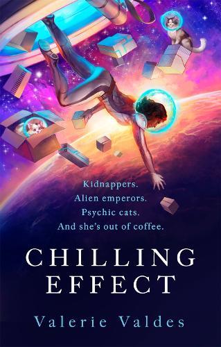 Chilling Effect: Captain Eva Innocente, Book 1 (Paperback)