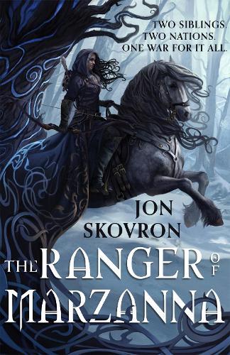 The Ranger of Marzanna - The Goddess War (Paperback)