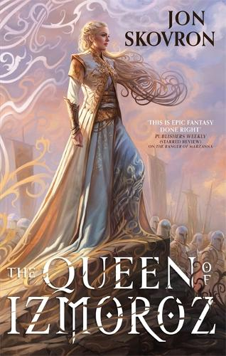 The Queen of Izmoroz: Book Two of the Goddess War - The Goddess War (Paperback)