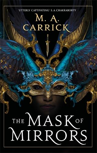 The Mask of Mirrors: Rook and Rose, Book One (Paperback)