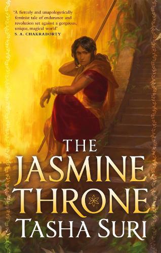 The Jasmine Throne (Paperback)