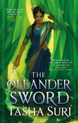 The Oleander Sword (Paperback)