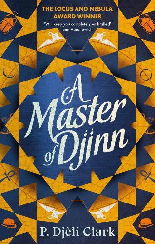 A Master of Djinn (Paperback)