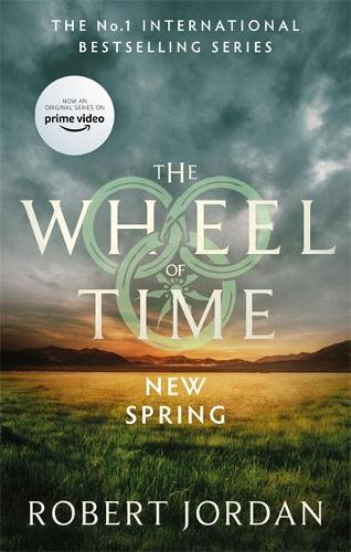 New Spring - Wheel of Time (Paperback)