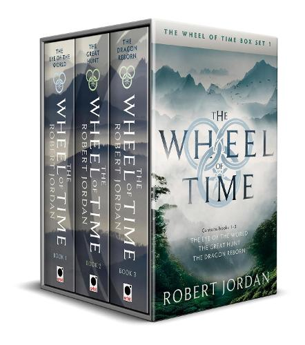 The Wheel of Time Box Set 1: Books 1-3 (The Eye of the World, The Great Hunt, The Dragon Reborn)