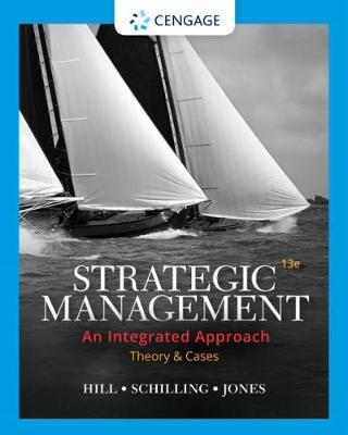 Strategic Management: Theory & Cases: An Integrated Approach (Paperback)