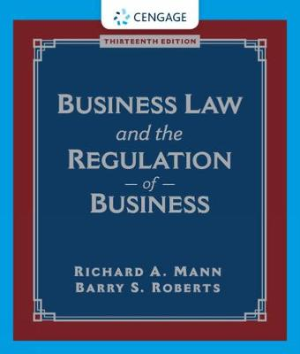 Business Law and the Regulation of Business (Hardback)