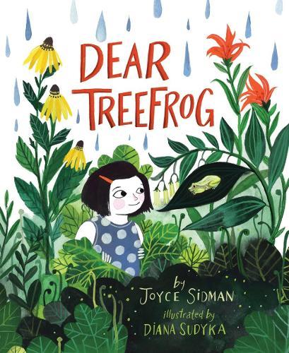 Dear Treefrog (Hardback)