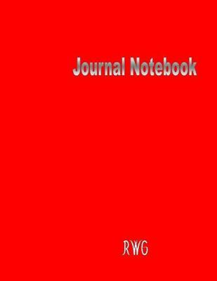 Journal Notebook: Full-Color 31-Page Journal Notebook (Paperback)