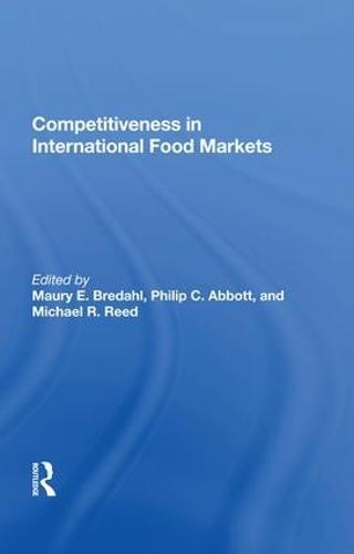 Competitiveness In International Food Markets (Hardback)