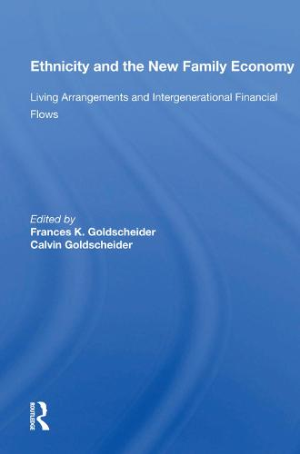 Ethnicity And The New Family Economy: Living Arrangements And Intergenerational Financial Flows (Hardback)