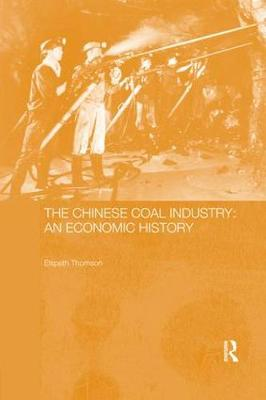 The Chinese Coal Industry: An Economic History (Paperback)