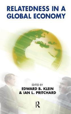 Relatedness in a Global Economy (Hardback)