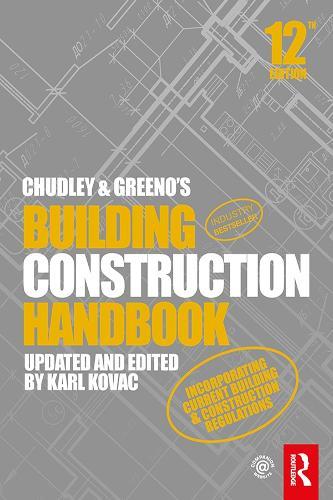 Chudley and Greeno's Building Construction Handbook (Paperback)