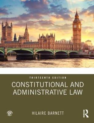 Constitutional and Administrative Law (Paperback)