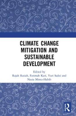 Climate Change Mitigation and Sustainable Development (Hardback)