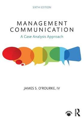 Management Communication: A Case Analysis Approach (Paperback)