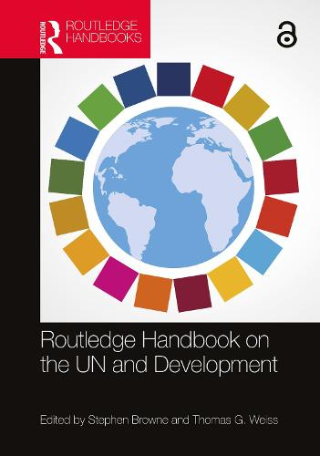 Routledge Handbook on the UN and Development (Hardback)