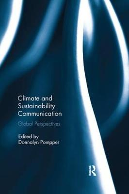 Climate and Sustainability Communication: Global Perspectives (Paperback)