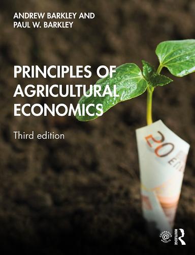 Principles of Agricultural Economics (Hardback)