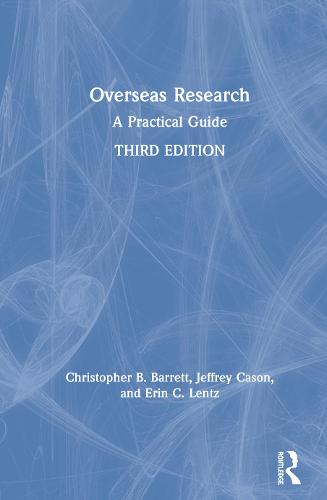 Overseas Research: A Practical Guide (Hardback)