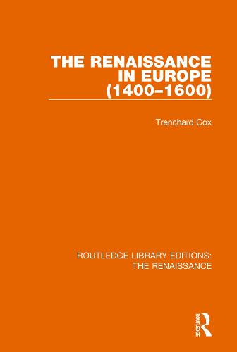 The Renaissance in Europe (Paperback)