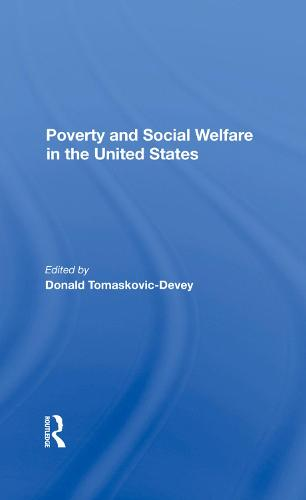 Poverty And Social Welfare In The United States (Hardback)