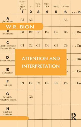Attention and Interpretation (Hardback)