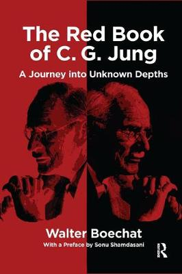 The Red Book of C.G. Jung: A Journey into Unknown Depths (Hardback)