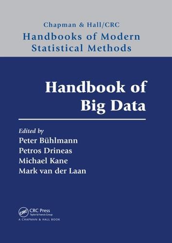Handbook of Big Data (Paperback)
