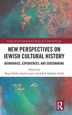 New Perspectives on Jewish Cultural History: Boundaries, Experiences, and Sensemaking - Studies for the International Society for Cultural History (Hardback)