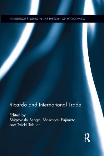 Ricardo and International Trade (Paperback)