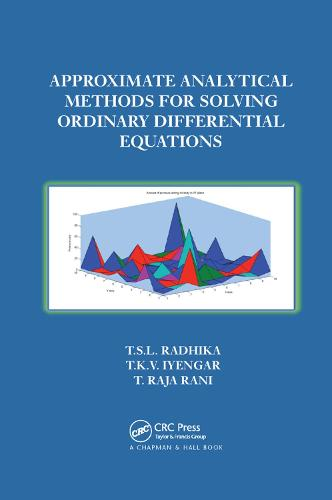 Approximate Analytical Methods for Solving Ordinary Differential Equations (Paperback)