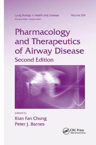Pharmacology and Therapeutics of Airway Disease (Paperback)