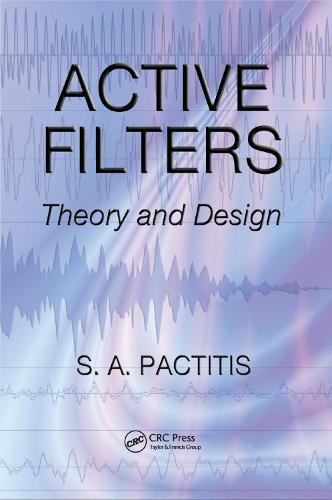 Active Filters: Theory and Design (Paperback)