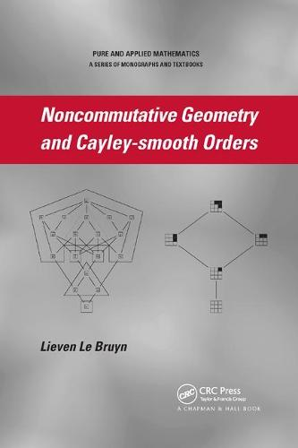 Noncommutative Geometry and Cayley-smooth Orders (Paperback)