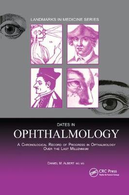 Dates in Ophthalmology (Paperback)
