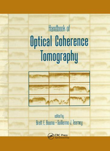 Handbook of Optical Coherence Tomography (Paperback)