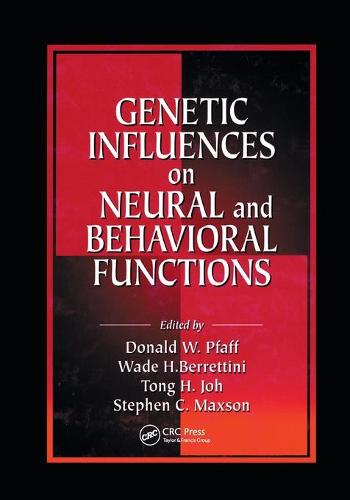 Genetic Influences on Neural and Behavioral Functions (Paperback)